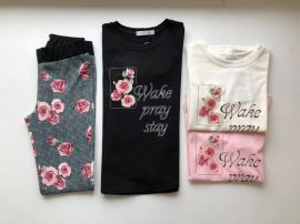 Chipi&Chips nagylány  nadrág/rózsás