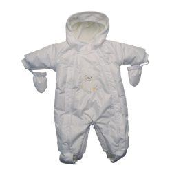 Téli Overallá alakítható  bundazsák/fehér
